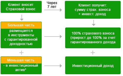 Схема страхования
